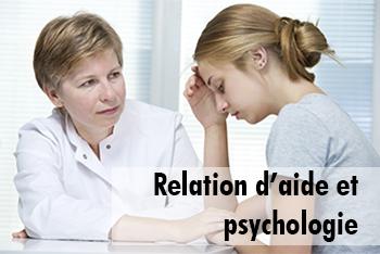 Relation d'aide et psychologie