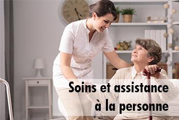 Soins et assistance à la personne