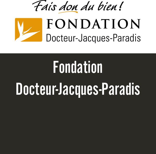 Fondation Docteur-Jacques-Paradis